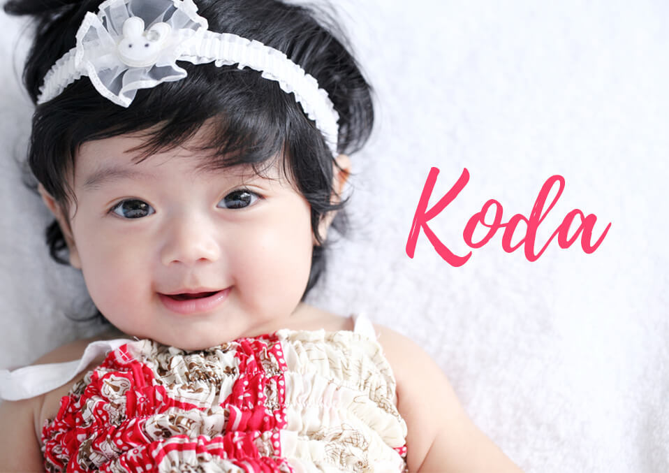 The Name Koda and Its Meaning
