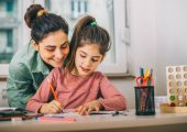Tips and Strategies: Teaching Your Kids the 4 Letters of Love