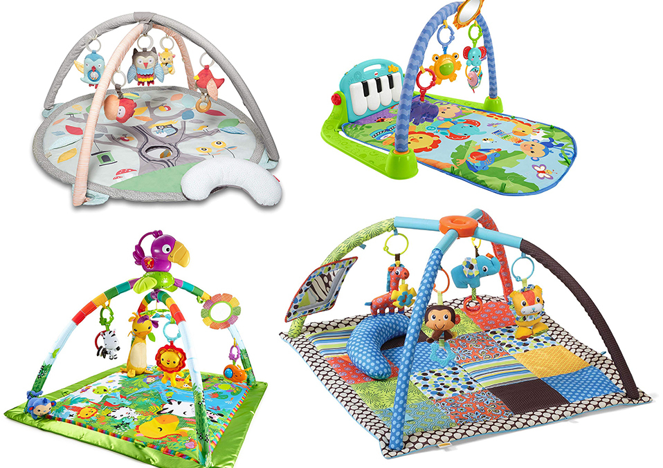 Top Baby Activity Mats With Unique Features