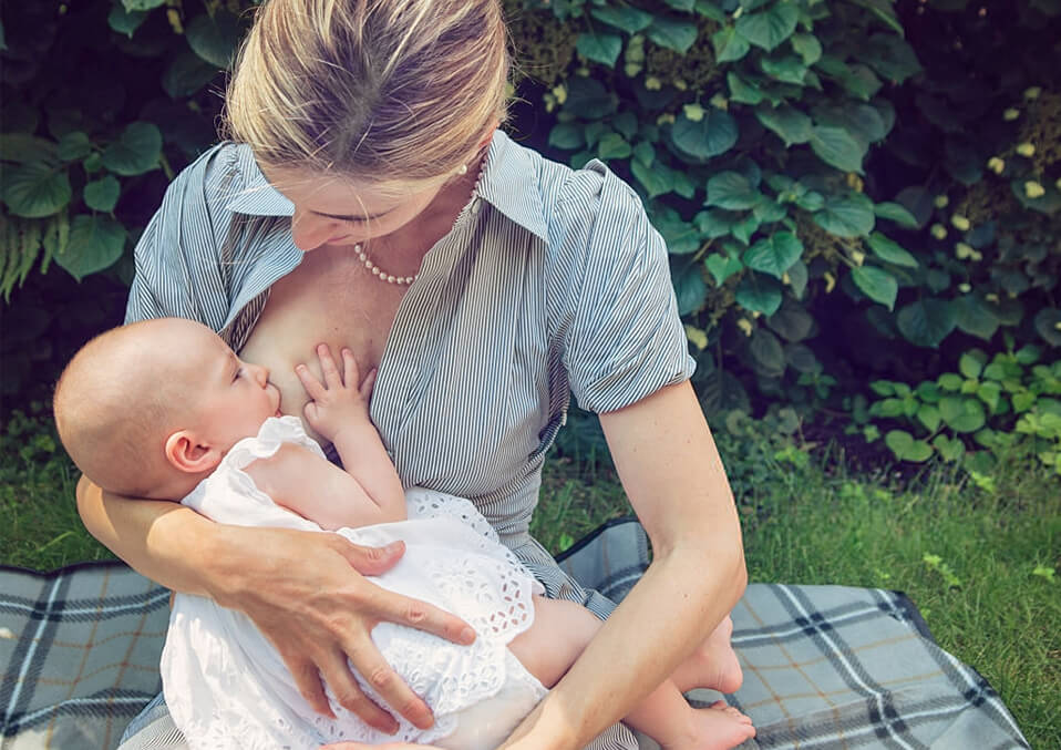 What You Need To Know About Newborn Overeating