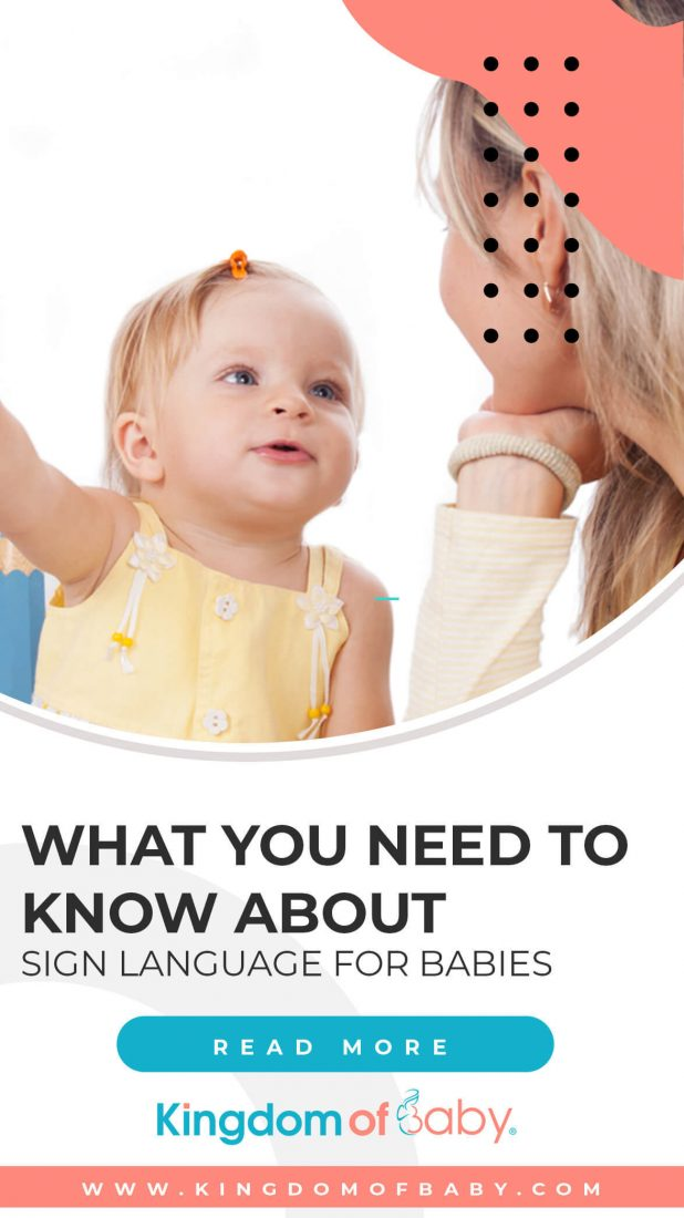 What you Need to know About Sign Language for Babies
