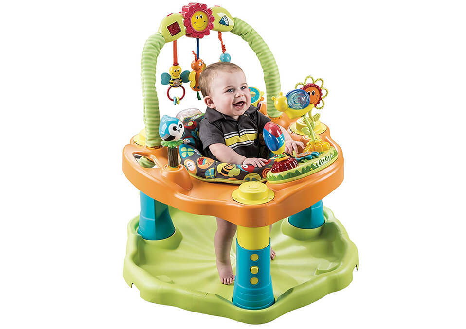 When Can a Baby Use Exersaucer: Is It Good for Baby?