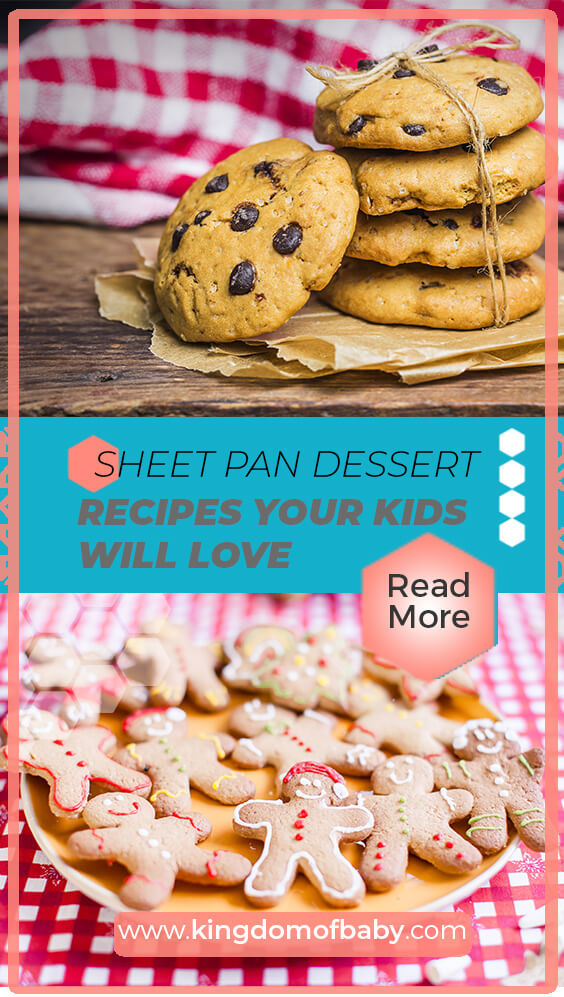 Sheet Pan Dessert Recipes Your Kids Will Love