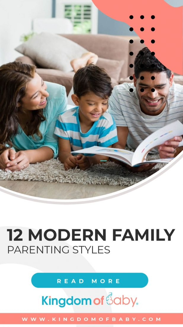12 Modern Family Parenting Styles