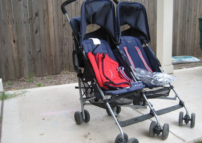 4 Best Maclaren Triumph Double Strollers for Twins