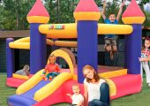 6 Possible Reasons to hire a Kid's Jumping Castle for Your Kid's Party