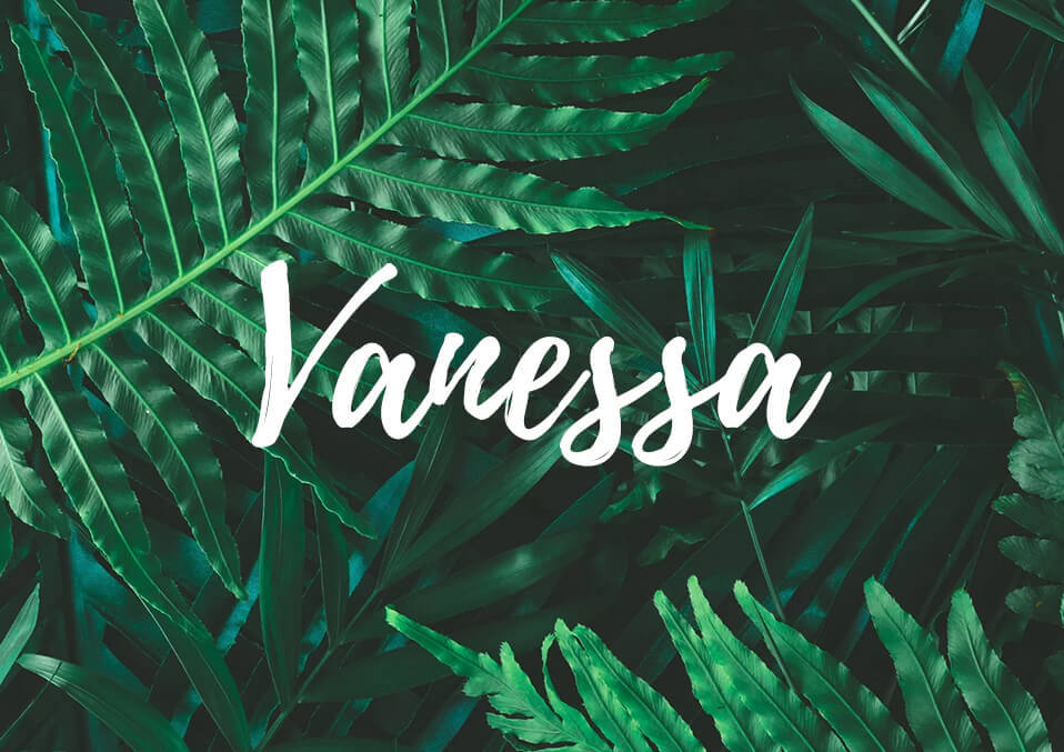 A Closer Look on What the Name Girl Vanessa Means