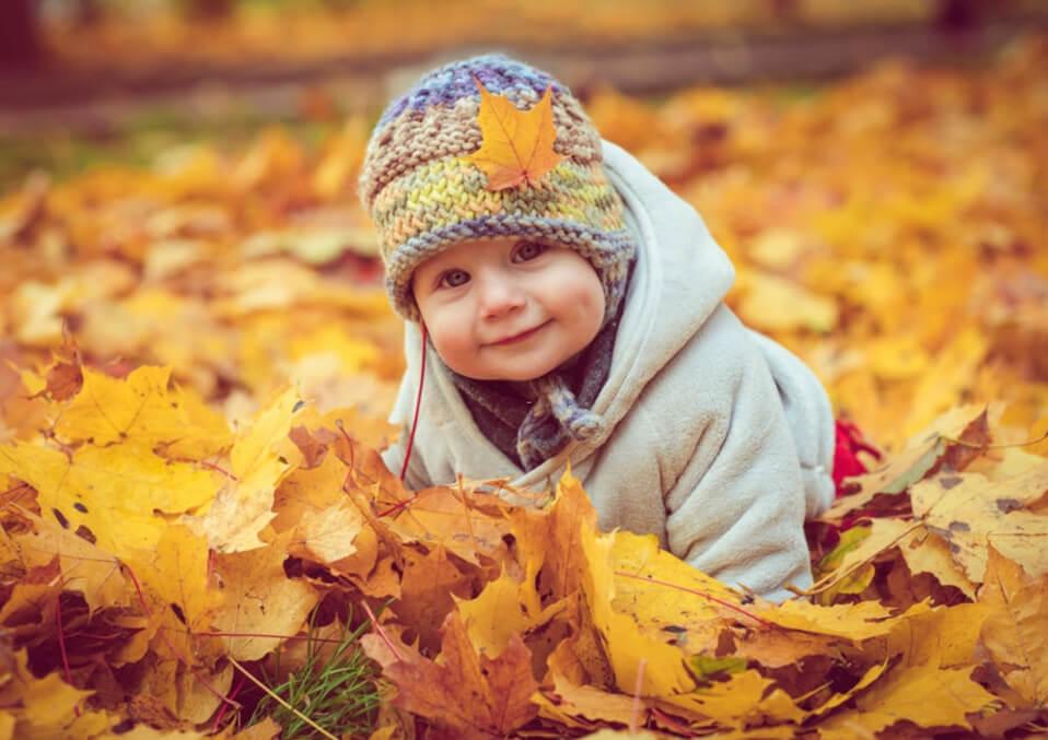 Autumn Inspired: Gorgeous Autumn Baby Names