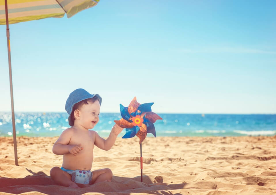 From Calm to Fierce: Sea Names For Baby Boys