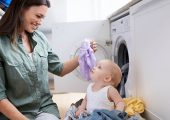 How To Remove Mildew Stains On Babies' Clothes?