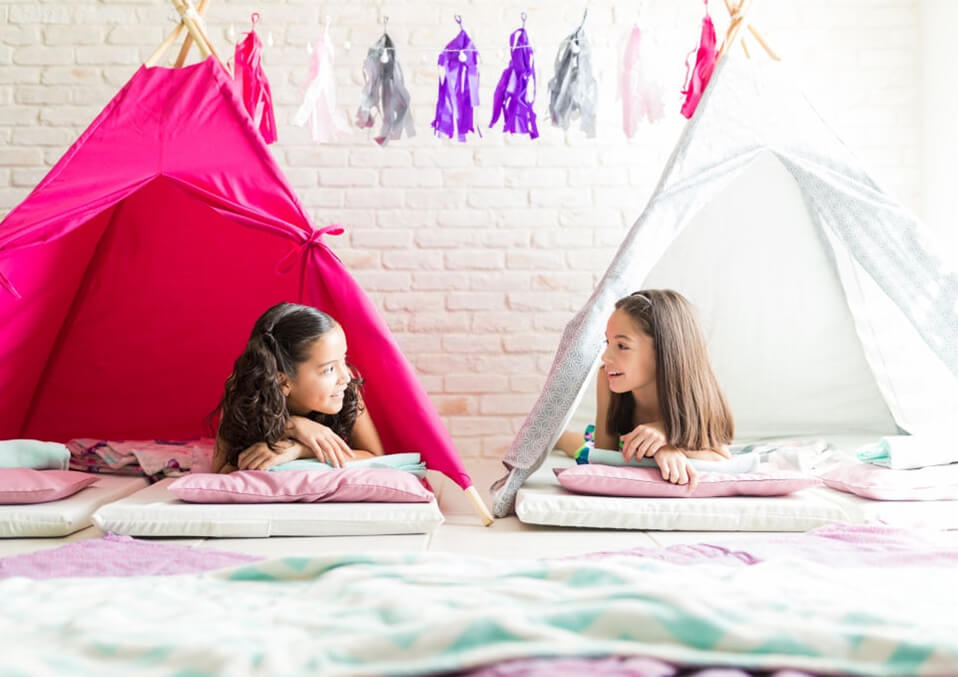 How to Make a Fort for Kids?