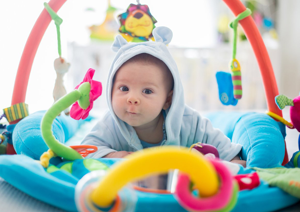 Infant Learning Best Baby Toys for Sensory Development