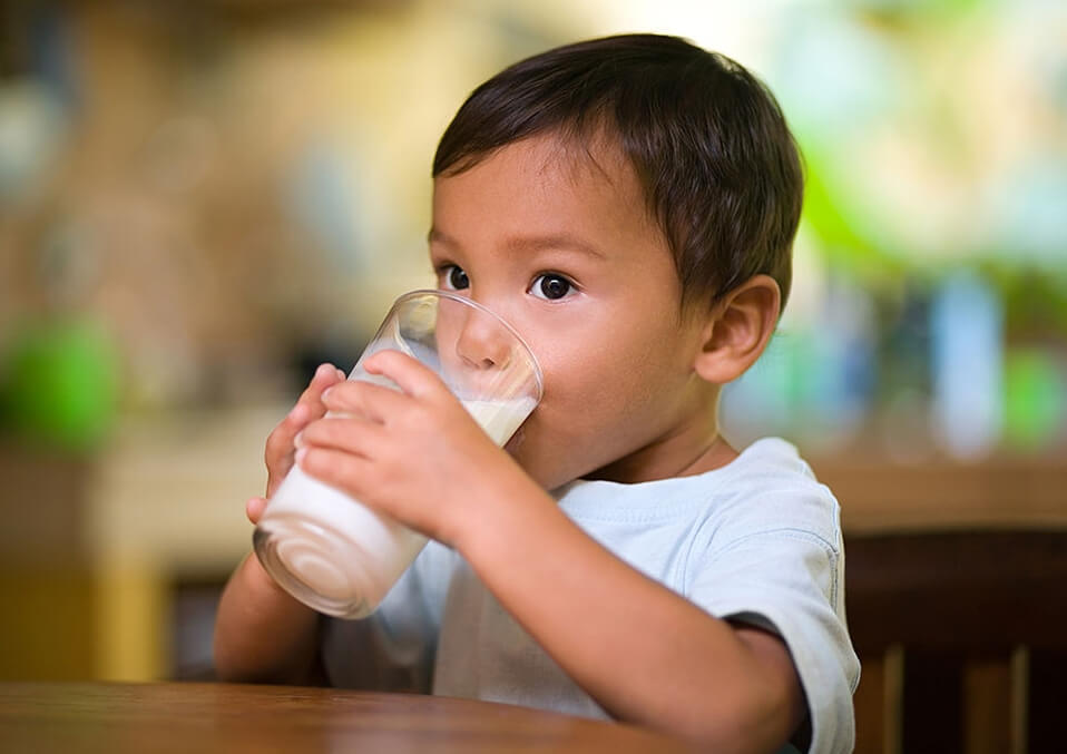 Is Goat's Milk Safe For Kids?
