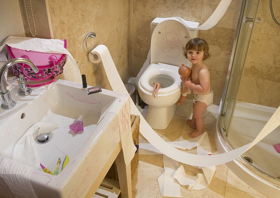Keeping The House Clean With Toddlers: What Are The Ways?
