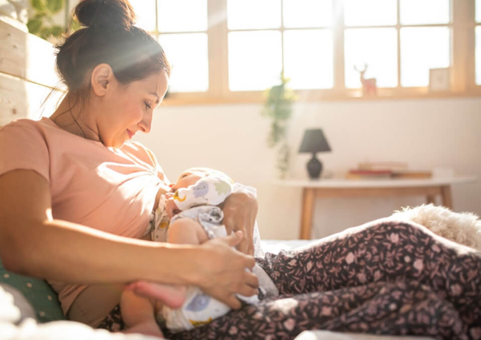 Motherhood :The Best Breastfeeding Diet to Lose Weight for Mommies