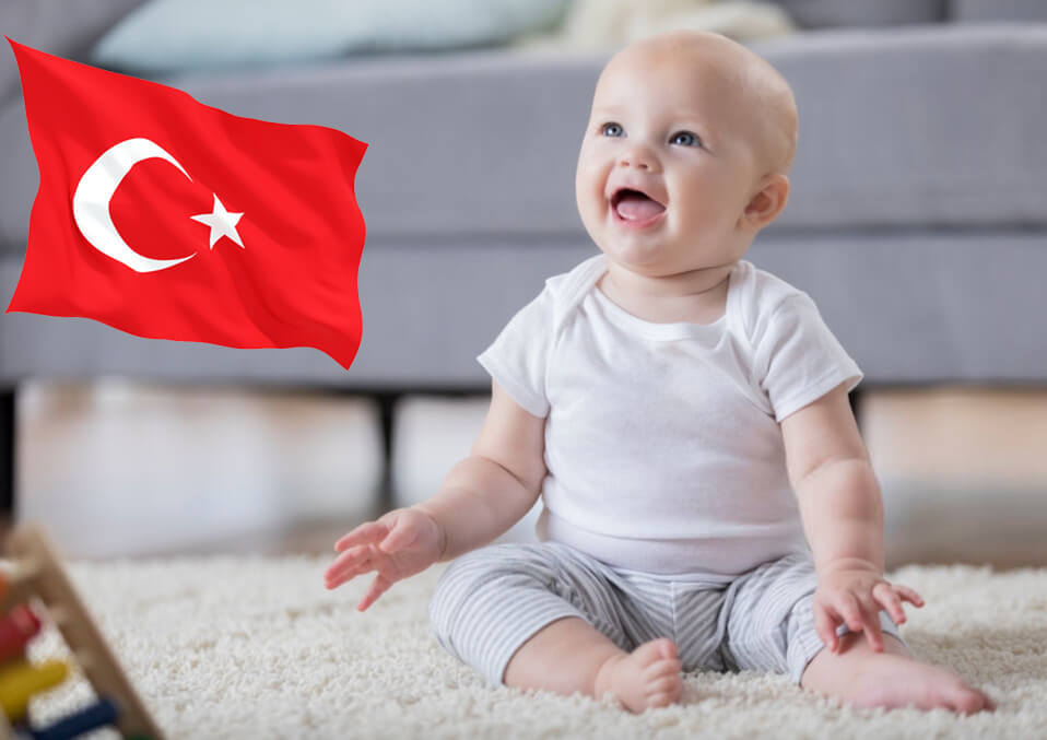 Names by Origin: Unique Collections of Turkish Baby Names