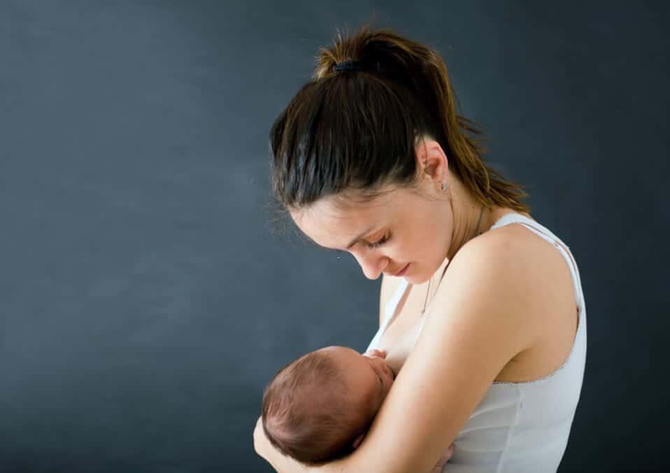 Nipples Care: Preparing Nipples for Breastfeeding.