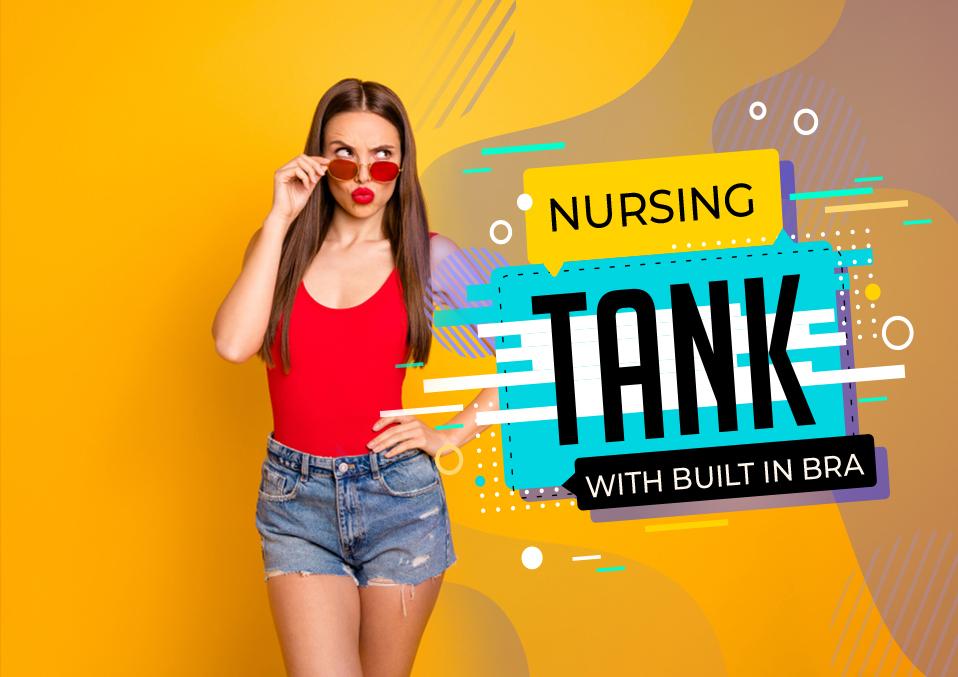 NursingTankwithBuilt inBra
