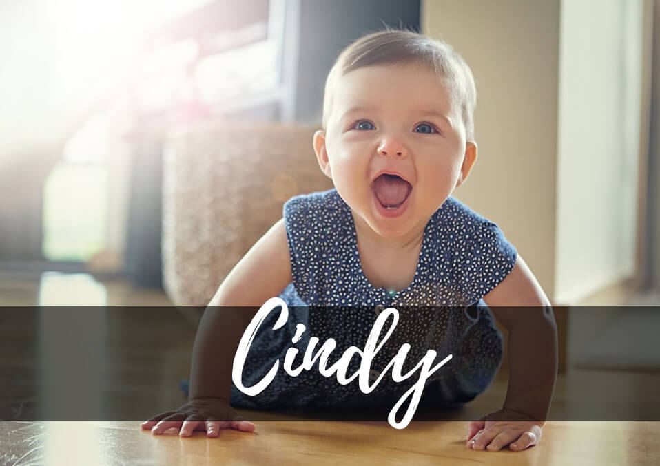 Oh my Baby Cindy: What is the meaning of the Name Cindy?
