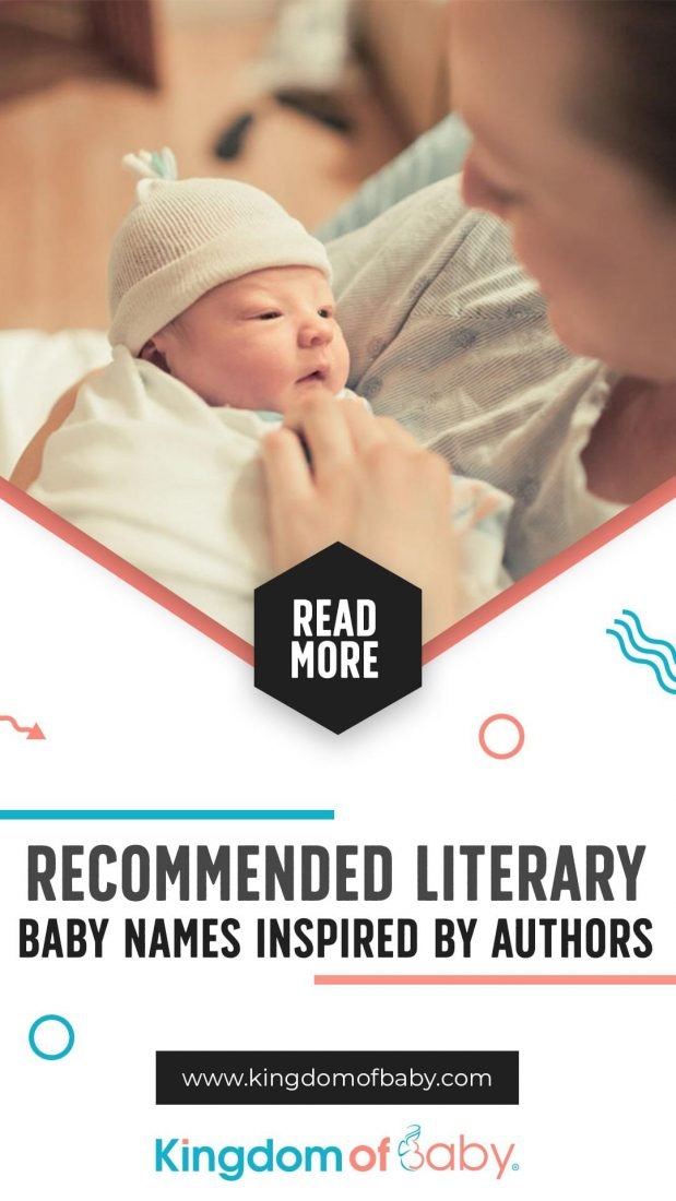 Recommended Literary Baby Names Inspired by Authors