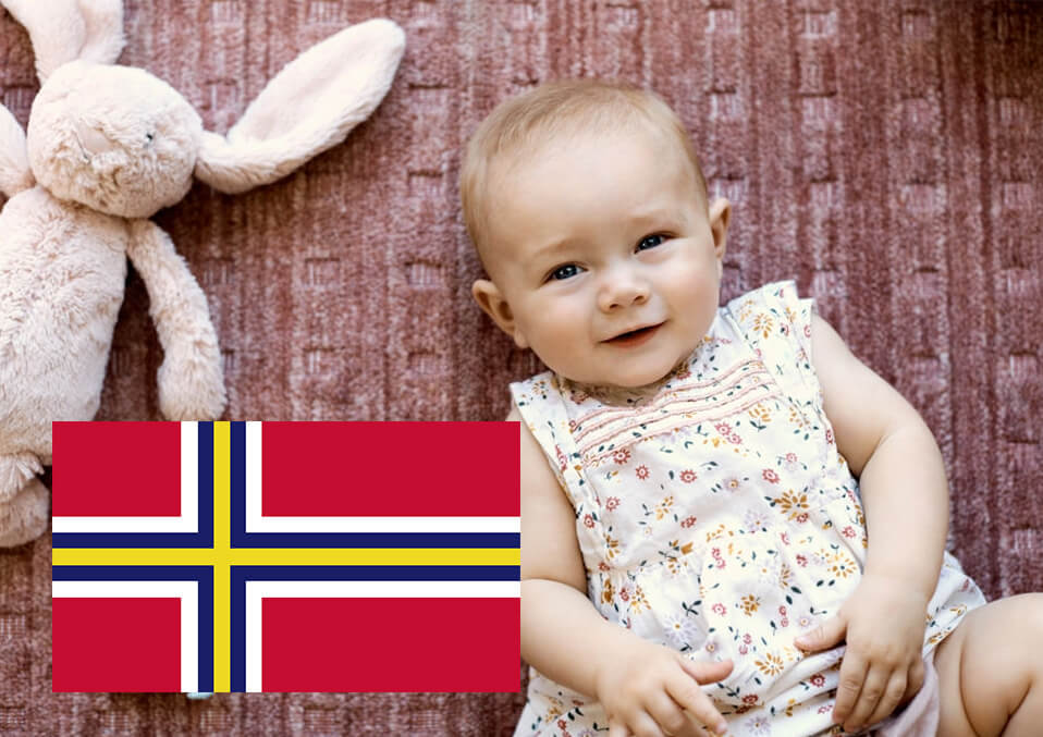 Scandinavian Last Names or Surnames with Meaning