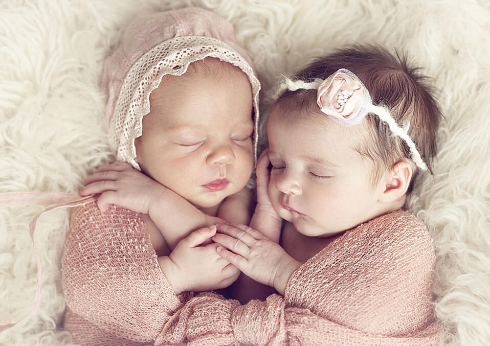 Special And Amazing Baby Names For Female Twins