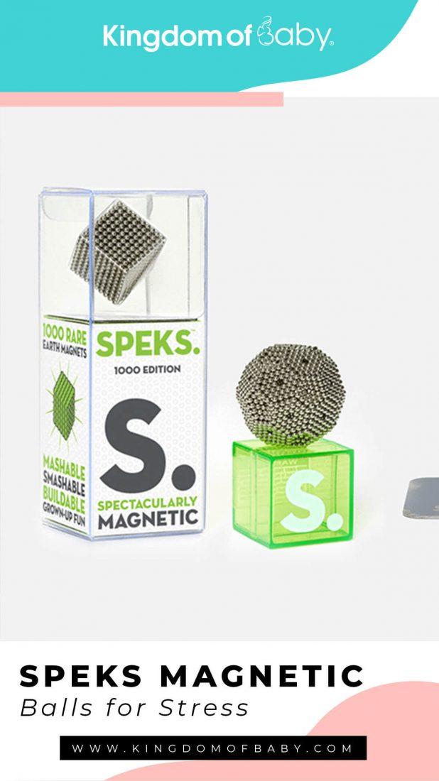 Speks Magnetic Balls for Stress