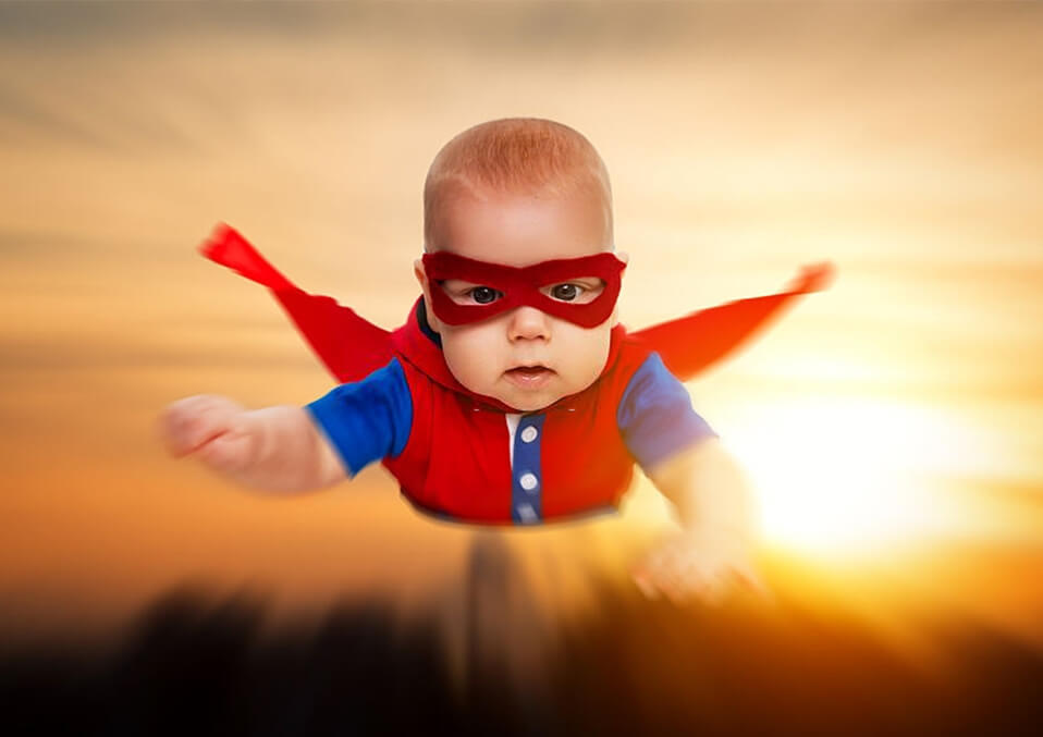 Stand Out Of The Crowd With Modern Hero Baby Names
