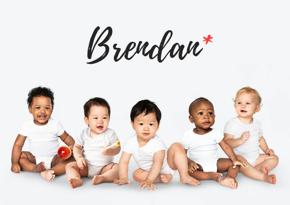 The Name Brendan: Its Origin, Meaning, and Some Famous Namesakes