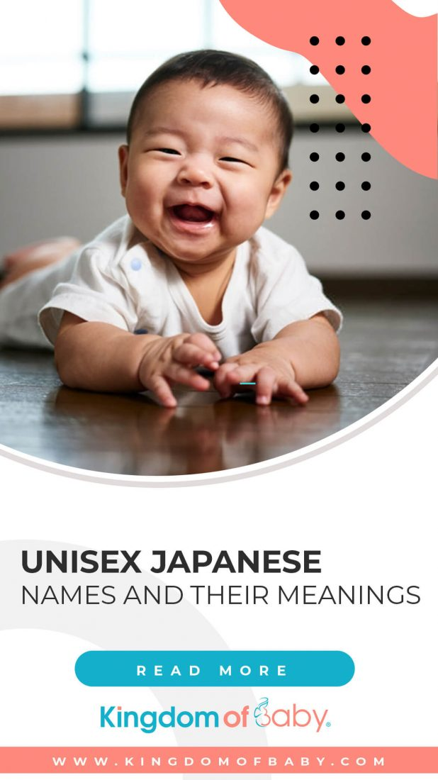 Unisex Japanese Names and their Meanings