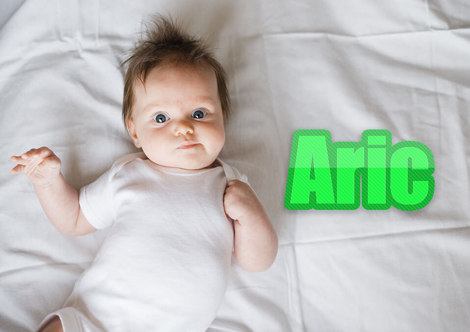 What Does the Name Aric Mean?