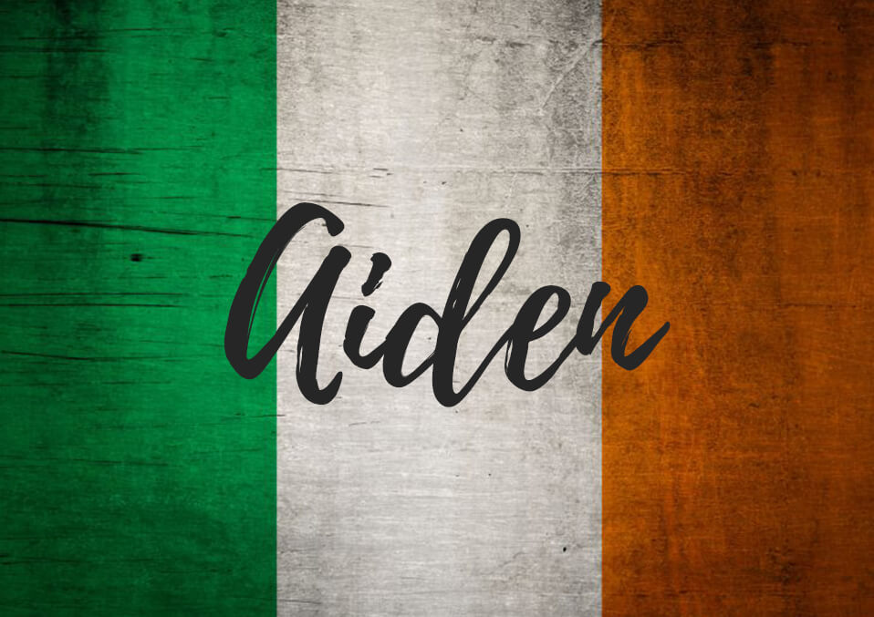 What is the Meaning of Irish Name Aiden?