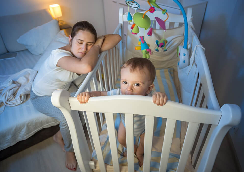 What You Need To Know About Baby Sleep Regression?