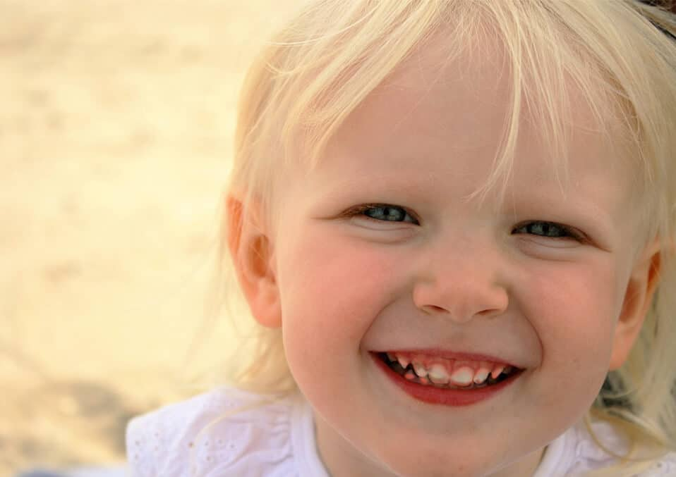 Yellow Teeth Near Toddler's Gums: What are the Causes and How to Prevent it?
