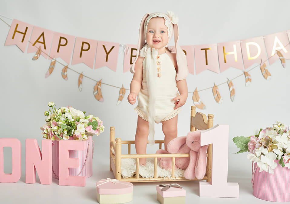 Everything you need for your Baby's First Birthday that is Fun and Exciting