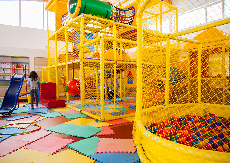 Surefire Ideas: The Best Ideas for Kids Indoor Playground