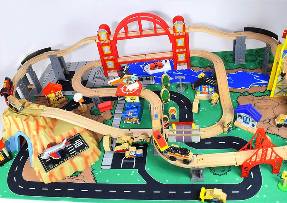 Are Train Sets Good For Kids? Thomas Wooden Railway Toy?