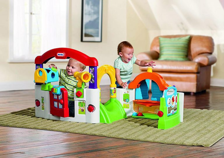 5 Entertaining Little Tikes Activity Garden for Children