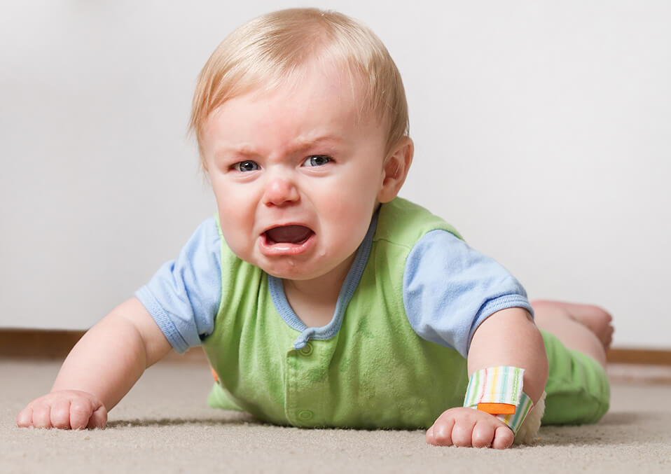 Proven Strategy: Holding Positions Can Help Calm a Fussy Baby
