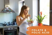Top 6 Easy-to-Find Foods That Are High in Folate or Folic Acid a Woman Should Consume During Pregnancy