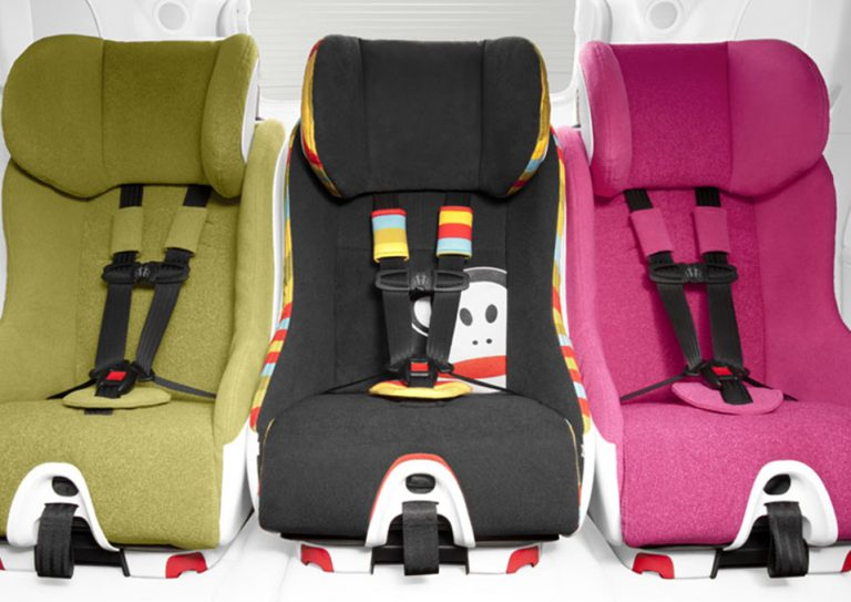 The Safest Clek Foonf Car Seats for Kids