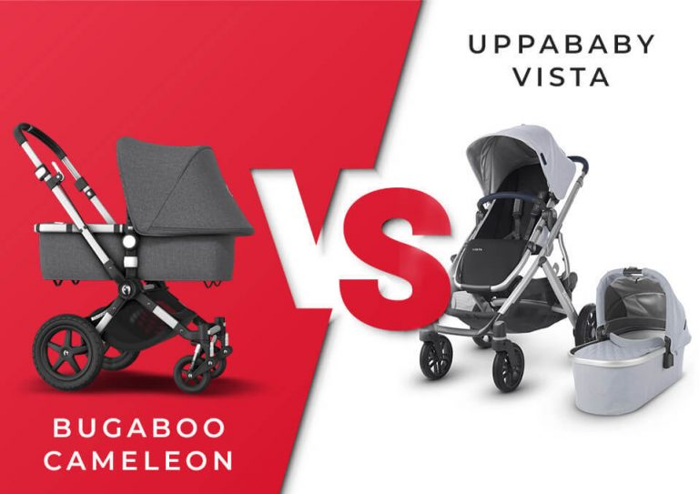 Your Pick On Baby Strollers: Bugaboo Cameleon Vs. Uppababy Vista